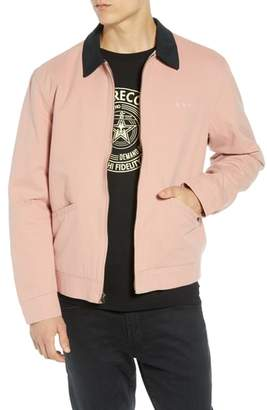 Obey Dillinger Denim Trucker Jacket