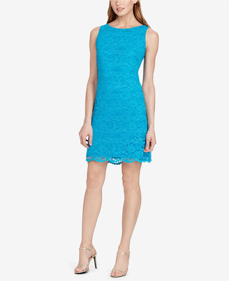 American Living Lace Sheath Dress $89 thestylecure.com