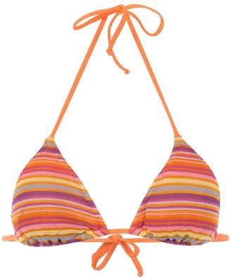 Cecilia Prado striped bikini top