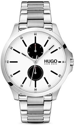 HUGO #JUMP White Watch, 41mm