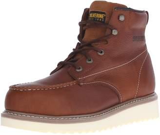 Wolverine Men's W08289 Steel Toe Boot