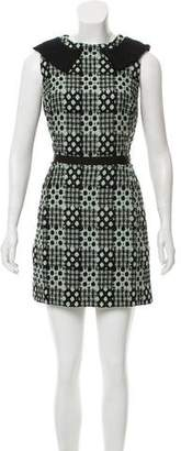 Milly Sleeveless Mini Dress w/ Tags