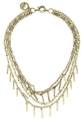 Giles & Brother Fringe Multistrand Chain Necklace