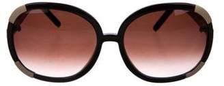 Chloé Oversize Tinted Sunglasses