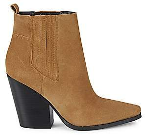 KENDALL + KYLIE Women's Colt Saddle Booties