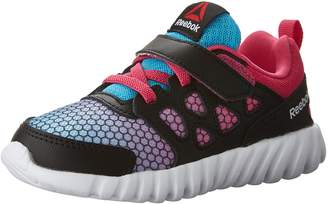 Reebok Kids Twistform Blaze 2.0 Fade Alternate Closure Running Shoes