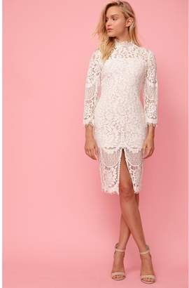 Yumi Kim Leading Lady Lace Dress