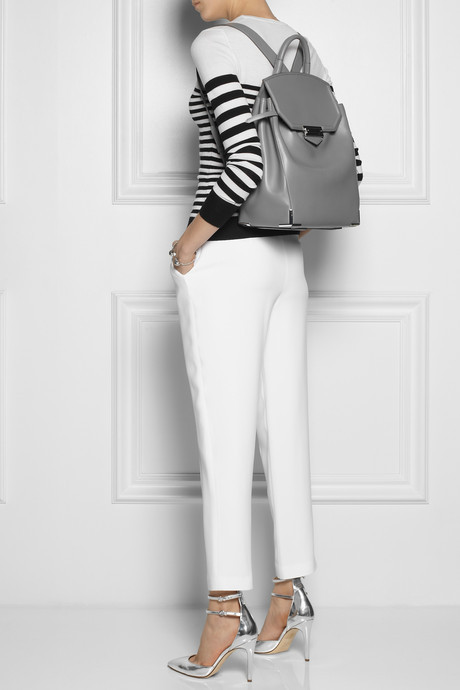 Alexander Wang Prisma leather backpack