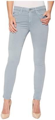 AG Adriano Goldschmied Prima in Sulfur Ocean Mist Women's Jeans