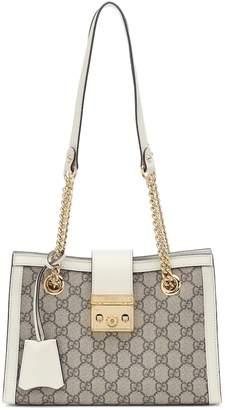 e34f7bb7 Gucci Padlock Small GG Supreme shoulder bag