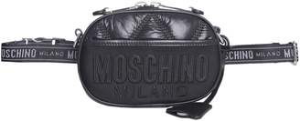 Moschino Quilted Pouch