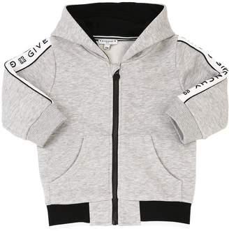 Givenchy Zip-Up Sweatshirt Hoodie
