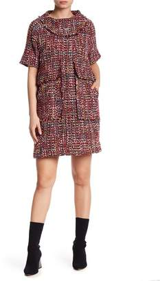 TOV Chunky Knit Dress