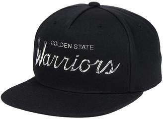 Mitchell & Ness Golden State Warriors Metallic Tempered Snapback Cap