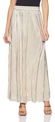 Only Women's Onlmelissa Metallic Maxiskirt OTW Skirt