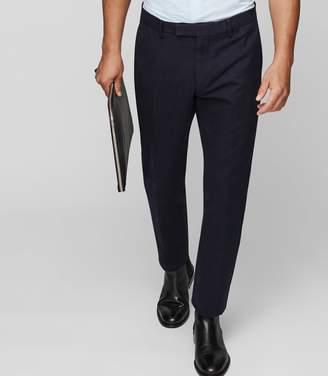 Reiss Ciaro Heavyweight Cotton Trousers