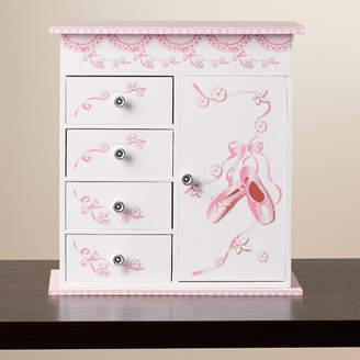 Viv + Rae Duke Ballerina Musical Jewelry Box with Door