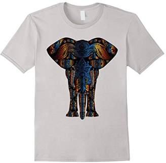 Elephant T-shirt Animal Lover Aztec India Phil Shenhav