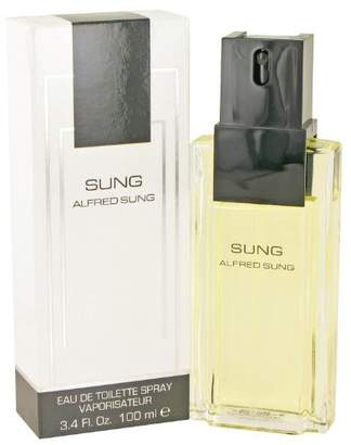 Alfred Sung by Eau De Toilette Spray 3.4 oz