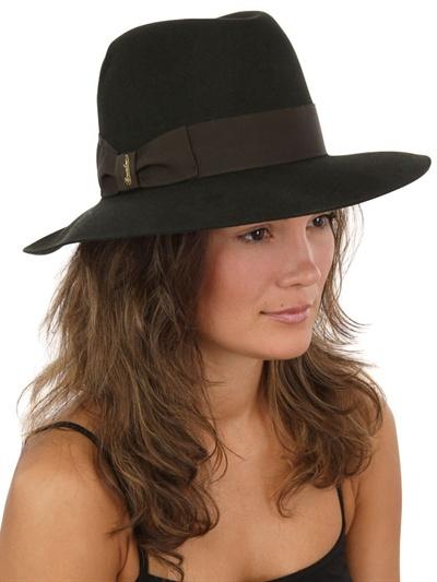 Borsalino Hare Felt Hat