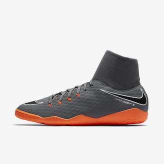 Nike HypervenomX Phantom III Academy Dynamic Fit Indoor/Court Soccer Cleat