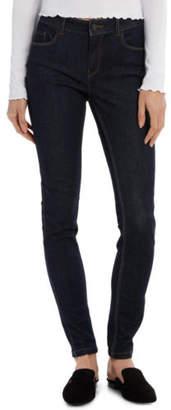 Vero Moda NEW Seven Shape Up Jeans Dark Denim