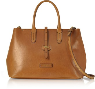 The Bridge Large Leather Tote bag w/Shoulder Strap