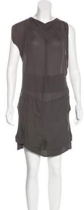 Isabel Marant Silk A-line Dress