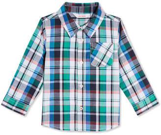 Joe Fresh Baby Boys Plaid Shirt