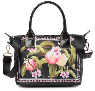 Ted Baker Robbin Peach Blossom Tote Bag