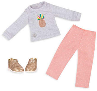 GLITTER GIRLS Glitter Doll Dazzling Top and Pants Set