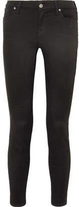Madewell Mid-rise Skinny Jeans - Black