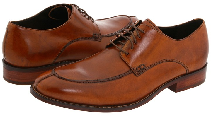 Cole Haan Air Colton Split Oxford (British Tan) - Footwear
