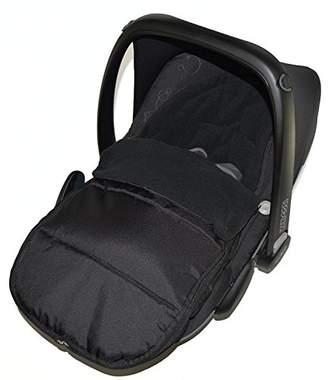 Maxi-Cosi Universal Car Seat Footmuff to Fit Pebble Black Jack