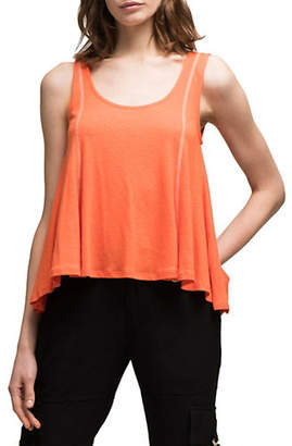 DKNY Sleeveless Scoop Neck Top