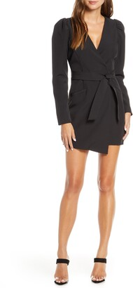 Adelyn Rae Camryn Blazer Dress