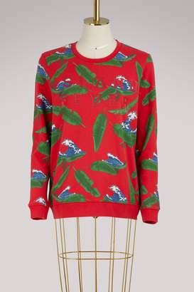 "Zoe Karssen Island Fever"" sweatshirt"