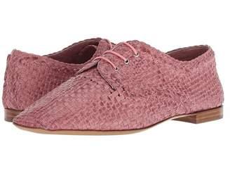Emporio Armani Woven Oxford Women's Shoes