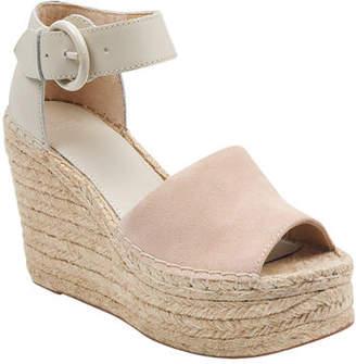 df5a0c702b6 Marc Fisher Platform Wedge Women s Sandals - ShopStyle