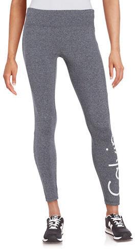 Calvin Klein Performance Active Logo Leggings