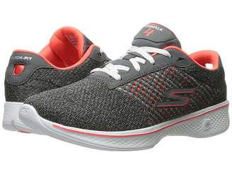 Skechers Performance Go Walk 4 - Exceed Women's Lace up casual Shoes