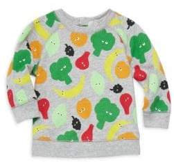 Stella McCartney Baby Boy's Fruit-Print Sweatshirt