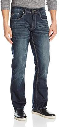 Buffalo David Bitton Men's King Slim Boot Cut Jean