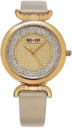 SO & CO So & Co Women's Soho Watch