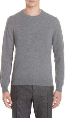 Ermenegildo Zegna Cashmere Blend Crewneck Sweater