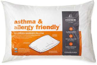 JCPenney JCP HOME Home Asthma & Allergy Friendly TM Allergen Barrier Down Alternative Medium Pillow