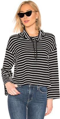Splendid Super Soft Turtleneck Sweatshirt