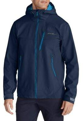 Eddie Bauer Sandstone Shield Hooded Jacket