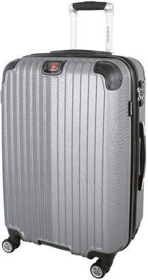 "Wenger Swiss St. Moritz 2 Collection 24"" Expandable Upright Hardside Spinner"