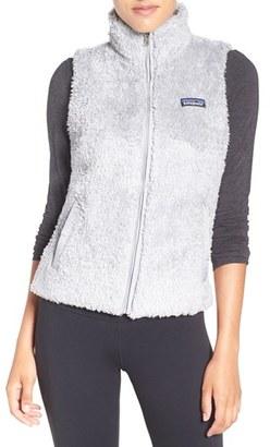 Women's Patagonia Los Gatos Fleece Vest $99 thestylecure.com